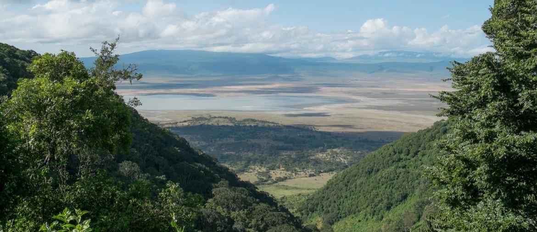 Safari Vakantie Tanzania Ngorongoro Krater