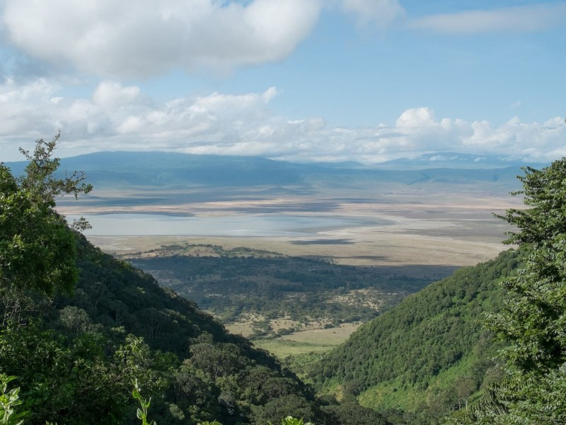 Tanzania Safari Vakantie Ngorongoro Krater