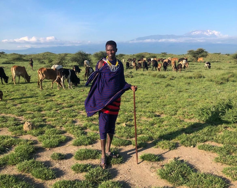 Maasai stam Tanzania