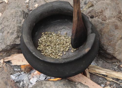 Tanzania Stammen en Safari rondreis Koffieplantage