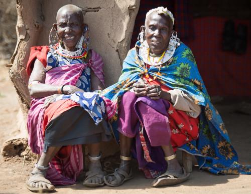 Tanzania Maasai Stam en Safari rondreis