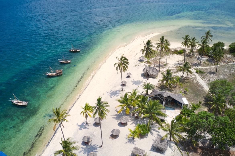 Mafia Island vakantie