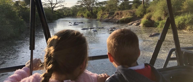 7 tips voor jouw Afrika safari met kinderen