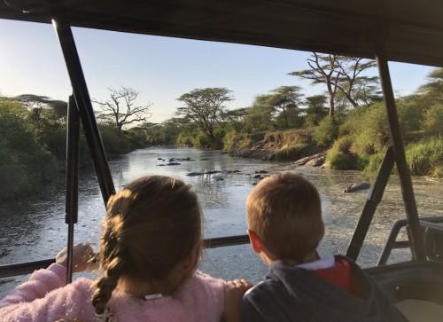 Vakantie Tanzania Zanzibar met kinderen