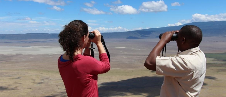 De beste verrekijker voor safari