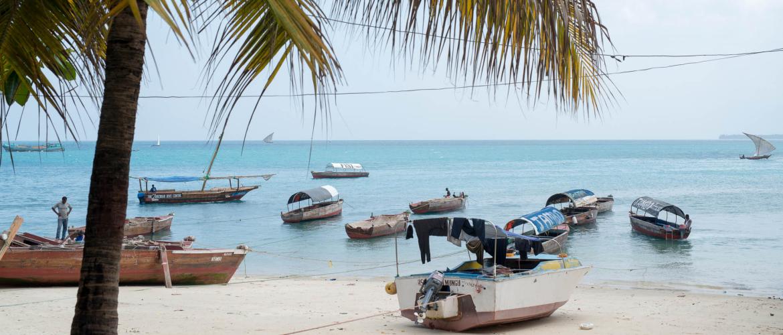 Waar ligt Zanzibar?   Zanzibar Tanzania