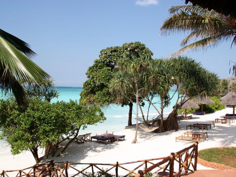 Zanzibar strand