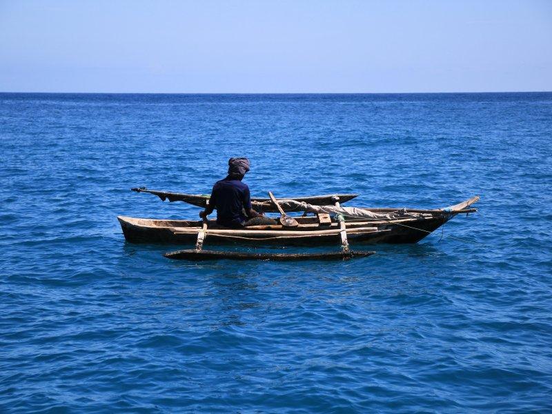 Varen in Zanzibar