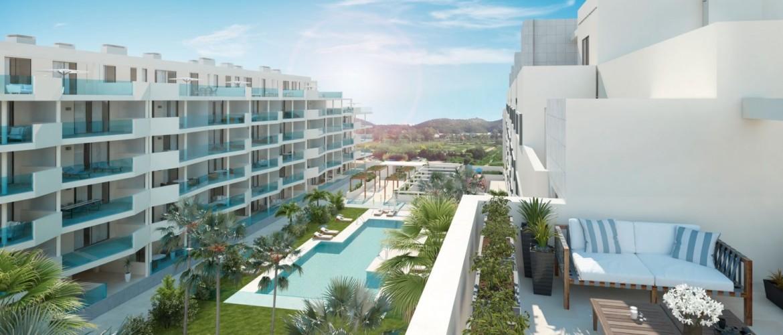 Modern Style Apartments & Penthouses in Fuengirola - Mijas