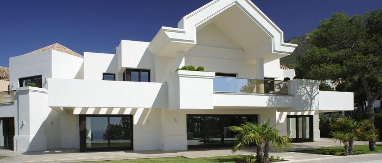 Modern villa for Sale in Marbella with Sea View