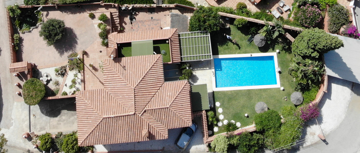 Fuengirola (Torreblanca), Exceptional villa for sale.