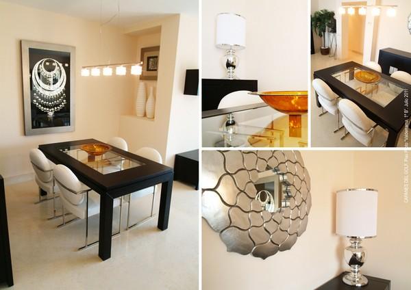 Interior Show Apartment Capanes del Golf