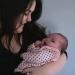Elke en baby liz