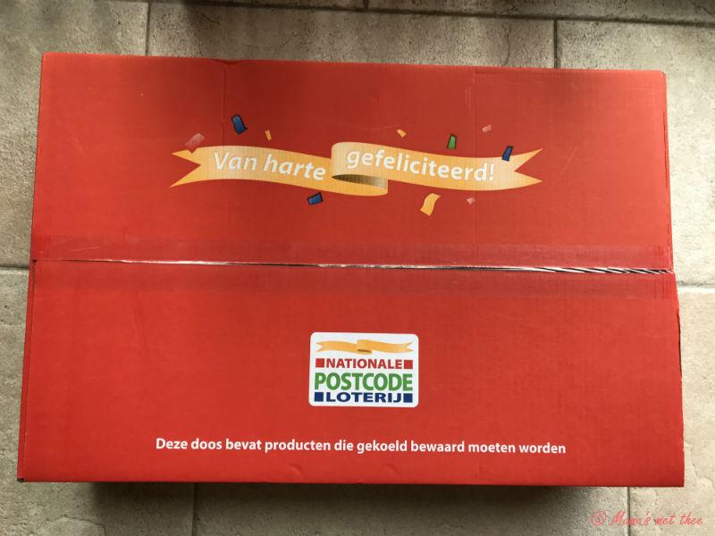 Willemdrees Voorjaarspakket Postcodeloterij Prijs