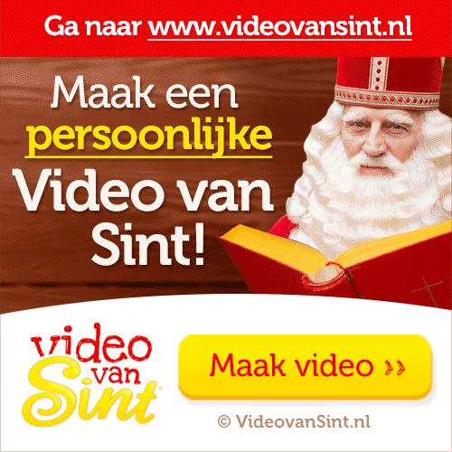 Maak video van Sint