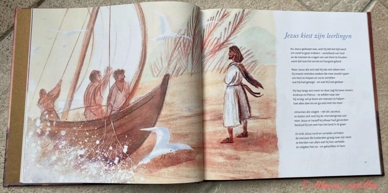 Kinderbijbel op rijm NT_kiezen leerlingen