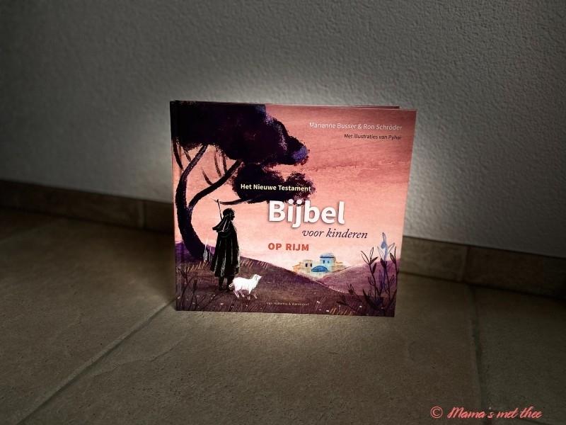 Bijbel voor kinderen op rijm NT