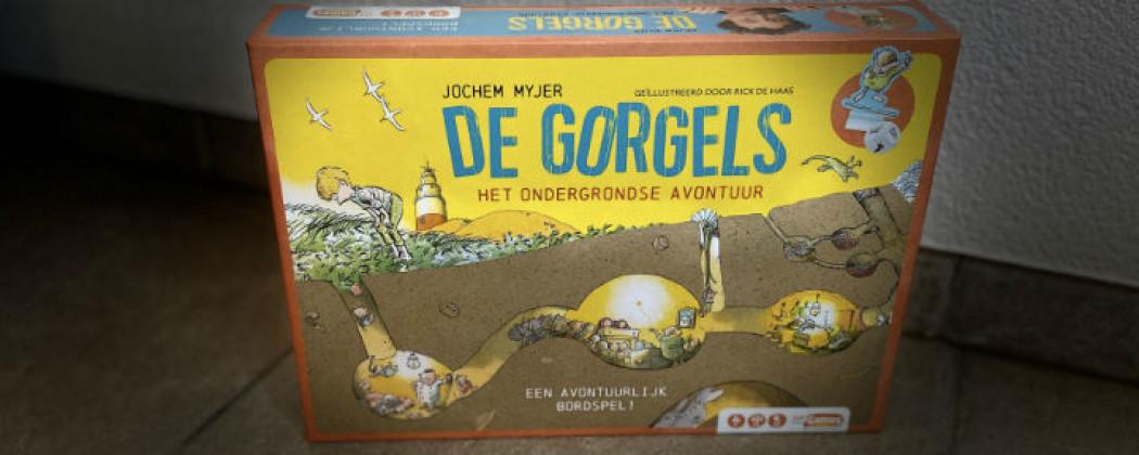 De Gorgels het ondergrondse avontuur