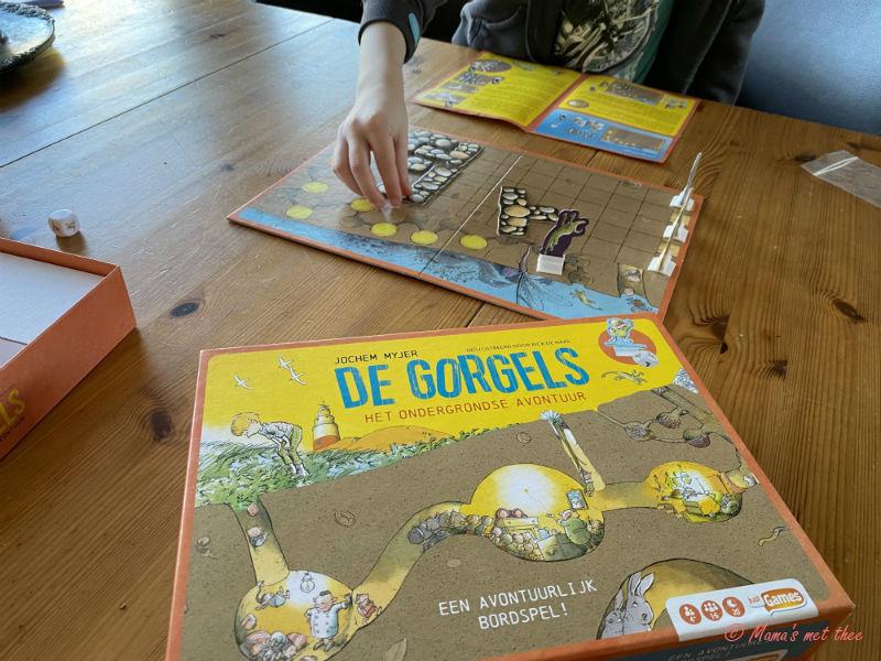 De Gorgels, het ondergrondse avontuur