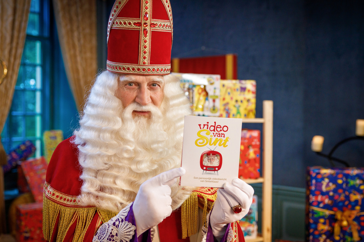 Video van Sint_DVD