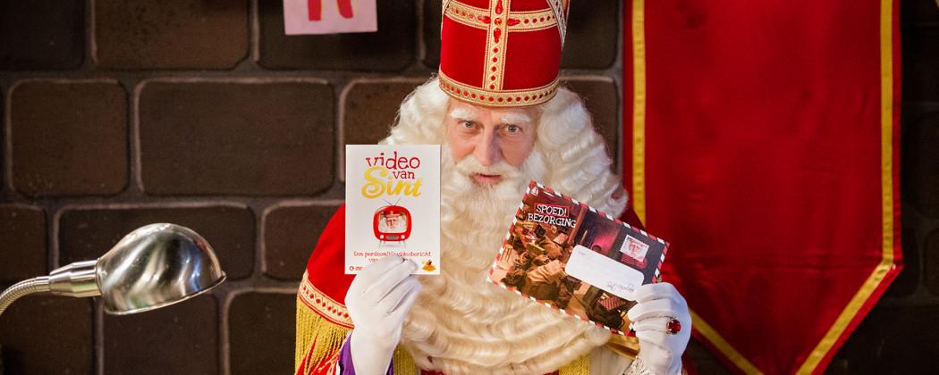Haal Sint Coronaproof in huis dit jaar met de Video van Sint (+ winactie(gesloten))