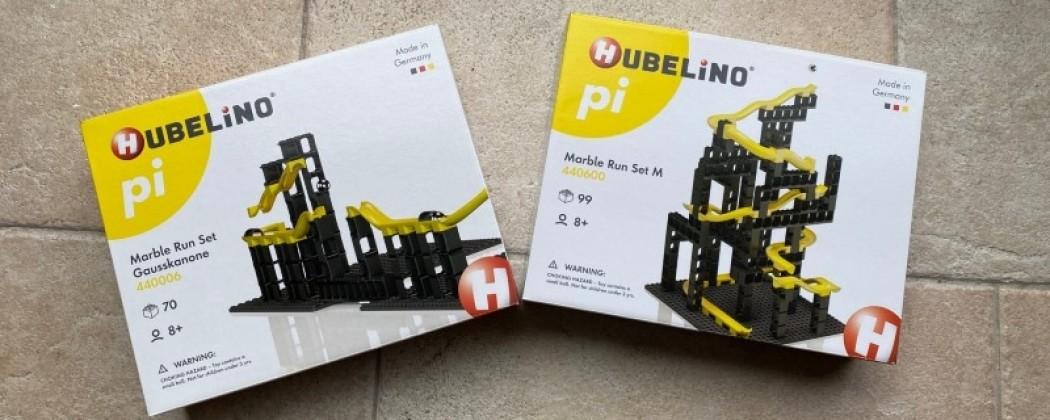 Knikkerbanen maken met Hubelino Pi