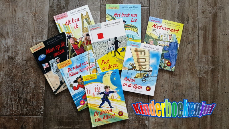 Leuke boeken voor beginnende lezers