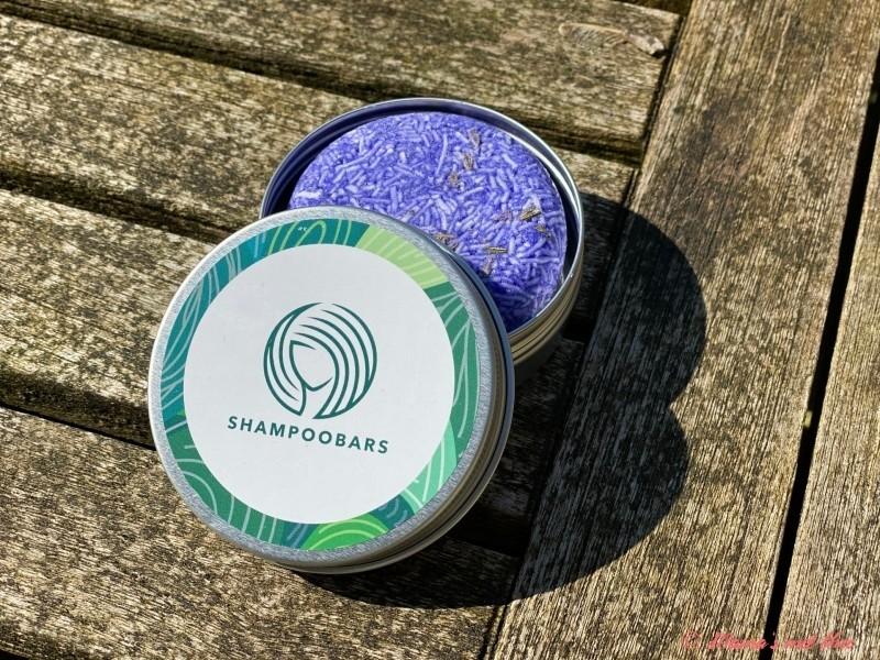 Paper & Boo shampoobar lavendel