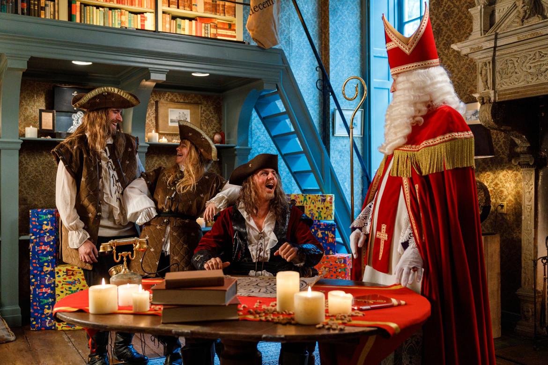 Video van Sint_piraten