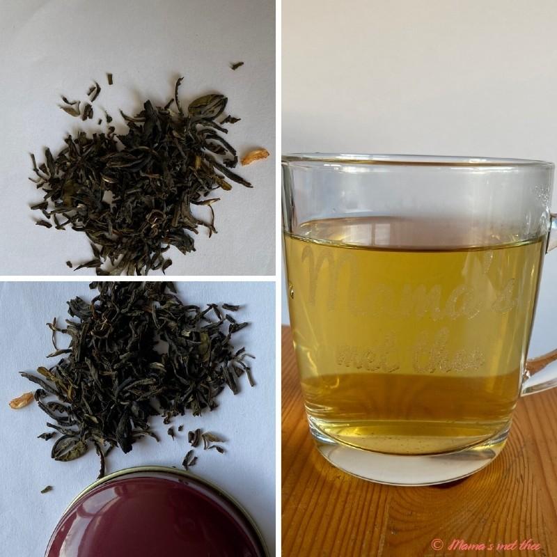 Jasmijn thee (biologisch)