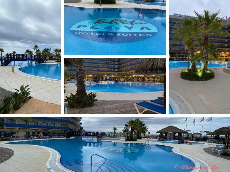 Tahiti Playa Hotel en Suites Santa Susana
