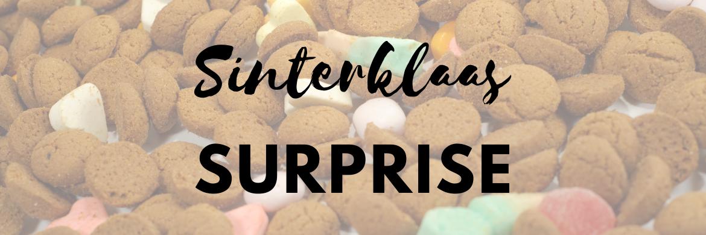 Surprise voor Sinterklaas