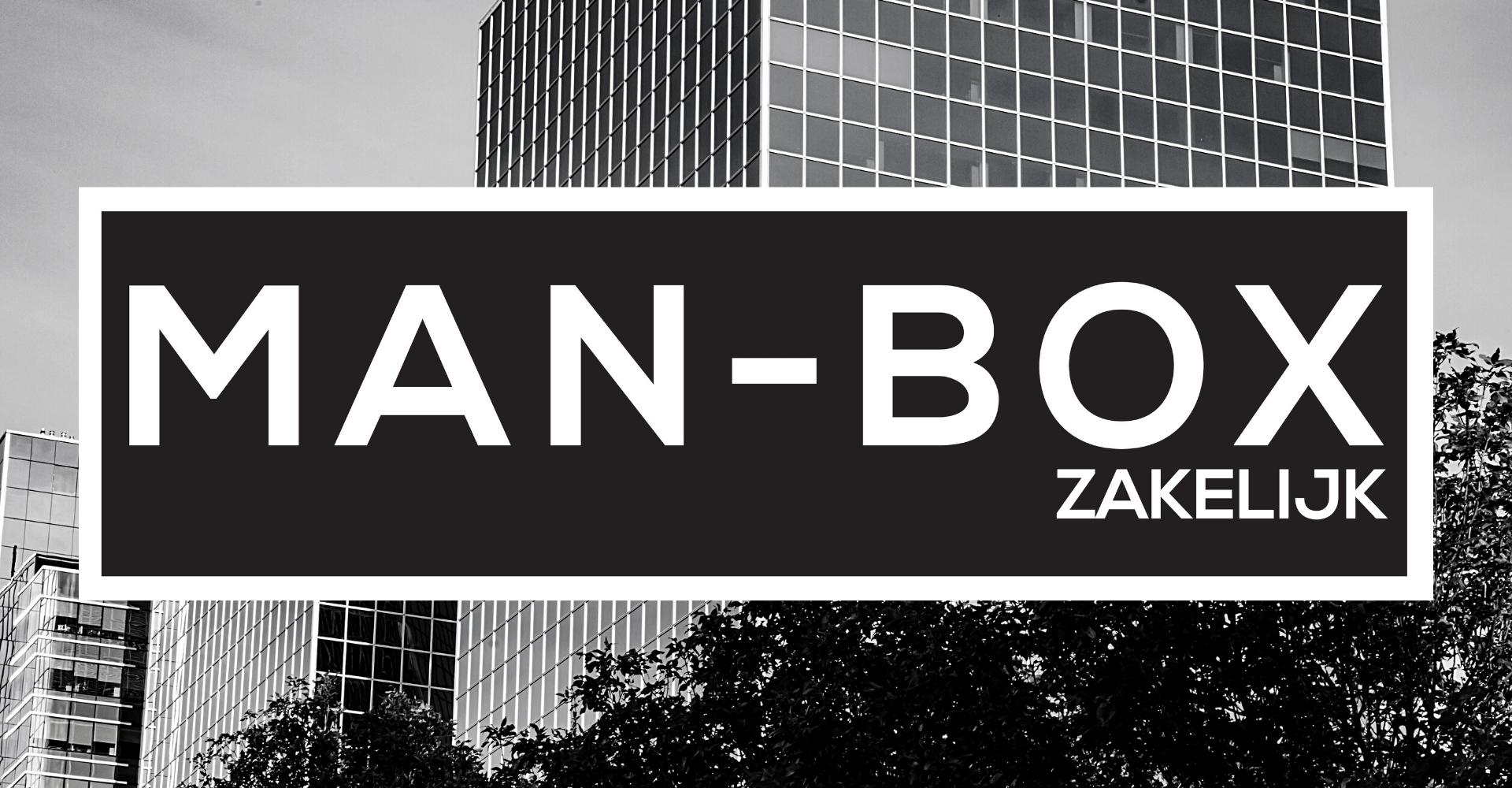 Man-Box Zakelijk Banner