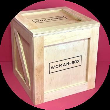 woman-box