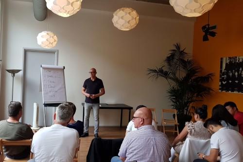 Licensed NLP Practitioner opleiding Marco Honkoop