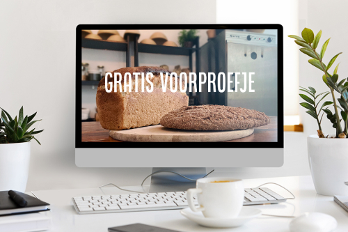 GRATIS Voorproefje - Onhandelbaar Deeg - Marije Bakt Brood