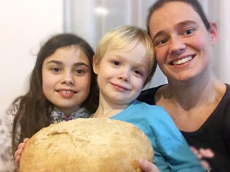 Ilse Degryze - Trotse Thuisbakker Marije Bakt Brood