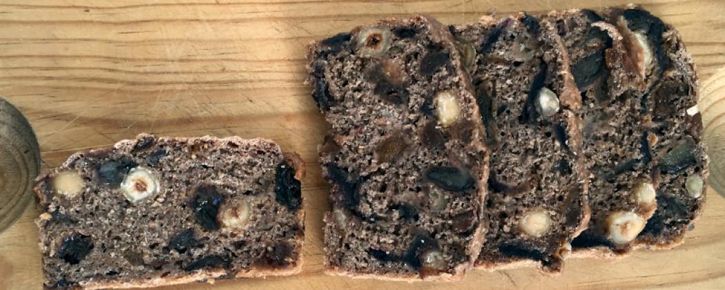 Kletzenbrood, het blije tussendoortje