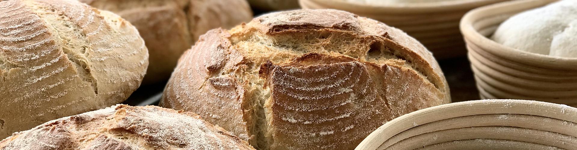 Marije gebakken ambachtelijk brood