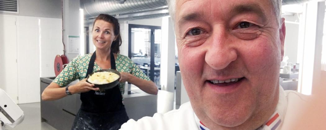 Croissants van Meester Boulanger Robèrt