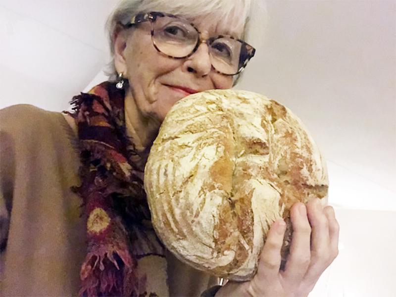 Marijke de Jong - Trotse Thuisbakker Marije Bakt Brood