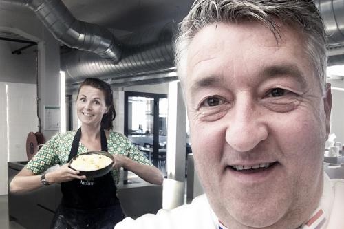 Robèrt van Beckhoven en Marije Bakt Brood