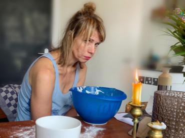 Marieke - minder trotse thuisbakker Marije Bakt Brood