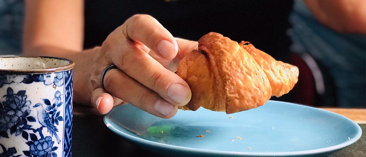Vegan croissants, 100% plantaardig, minstens zo lekker
