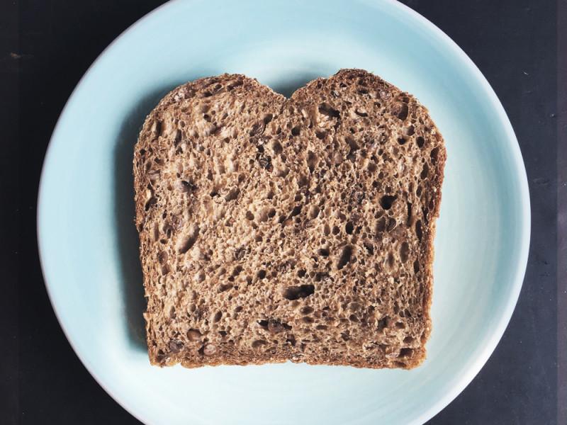 Marije bakt volkorenbrood
