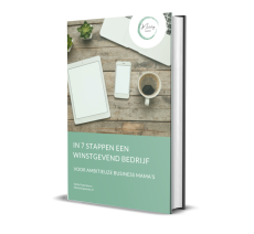 Cover ebook winstgevend bedrijf