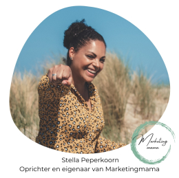 Marketingmama Stella Peperkoorn