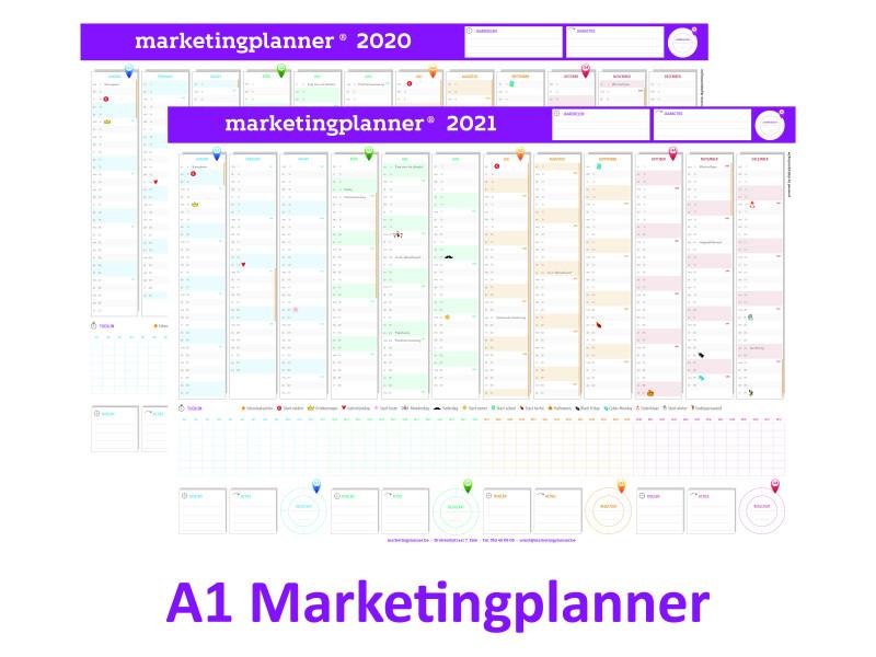A1 marketingplanner