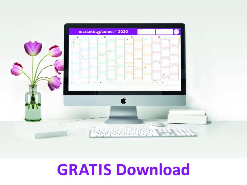 Gratis Download marketingplanner