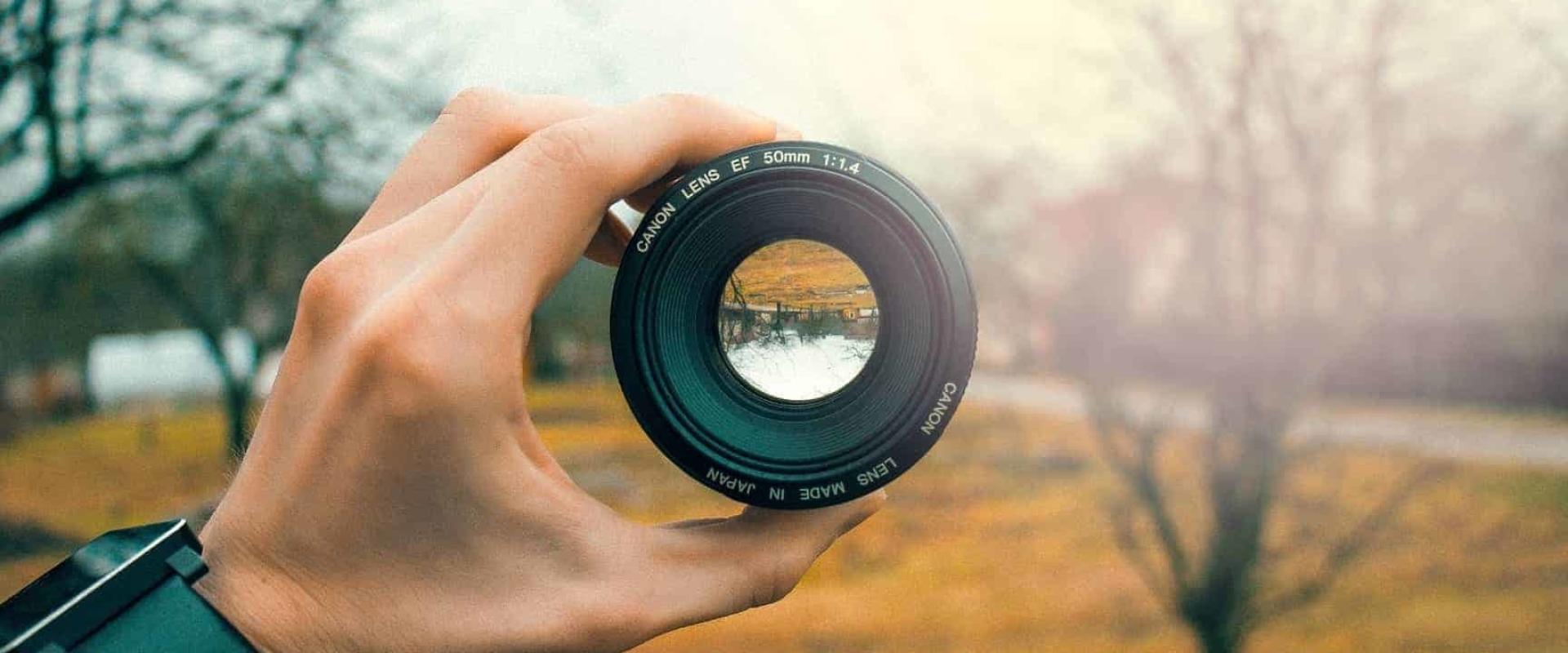 Mijn focus naait me...